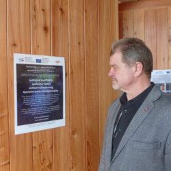 Expozice světelného znečištění EC Krsy