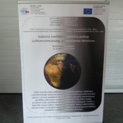 Mobilní expozice světelného znečištění